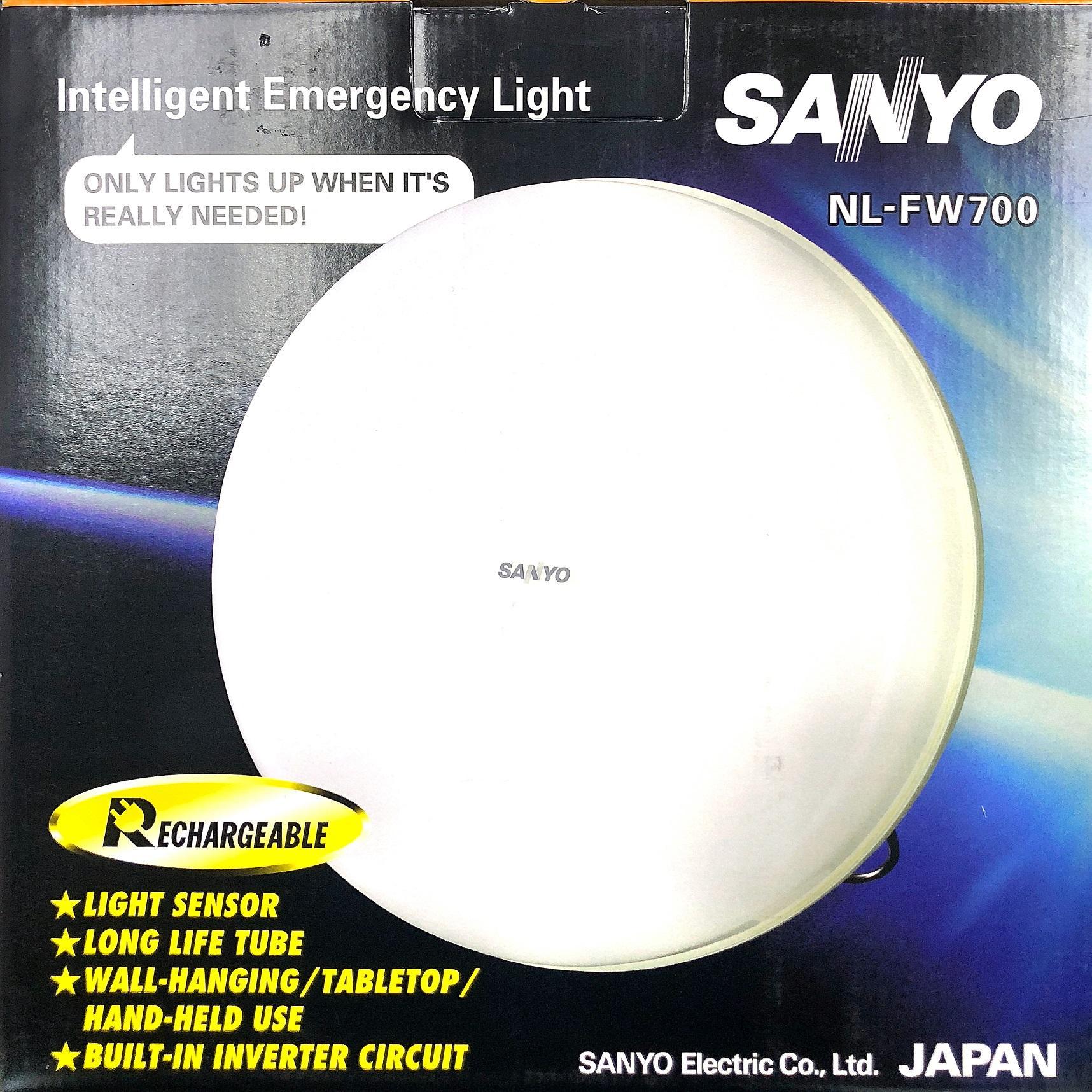 Sanyo NL-FW700 Intelligent Emergency Light