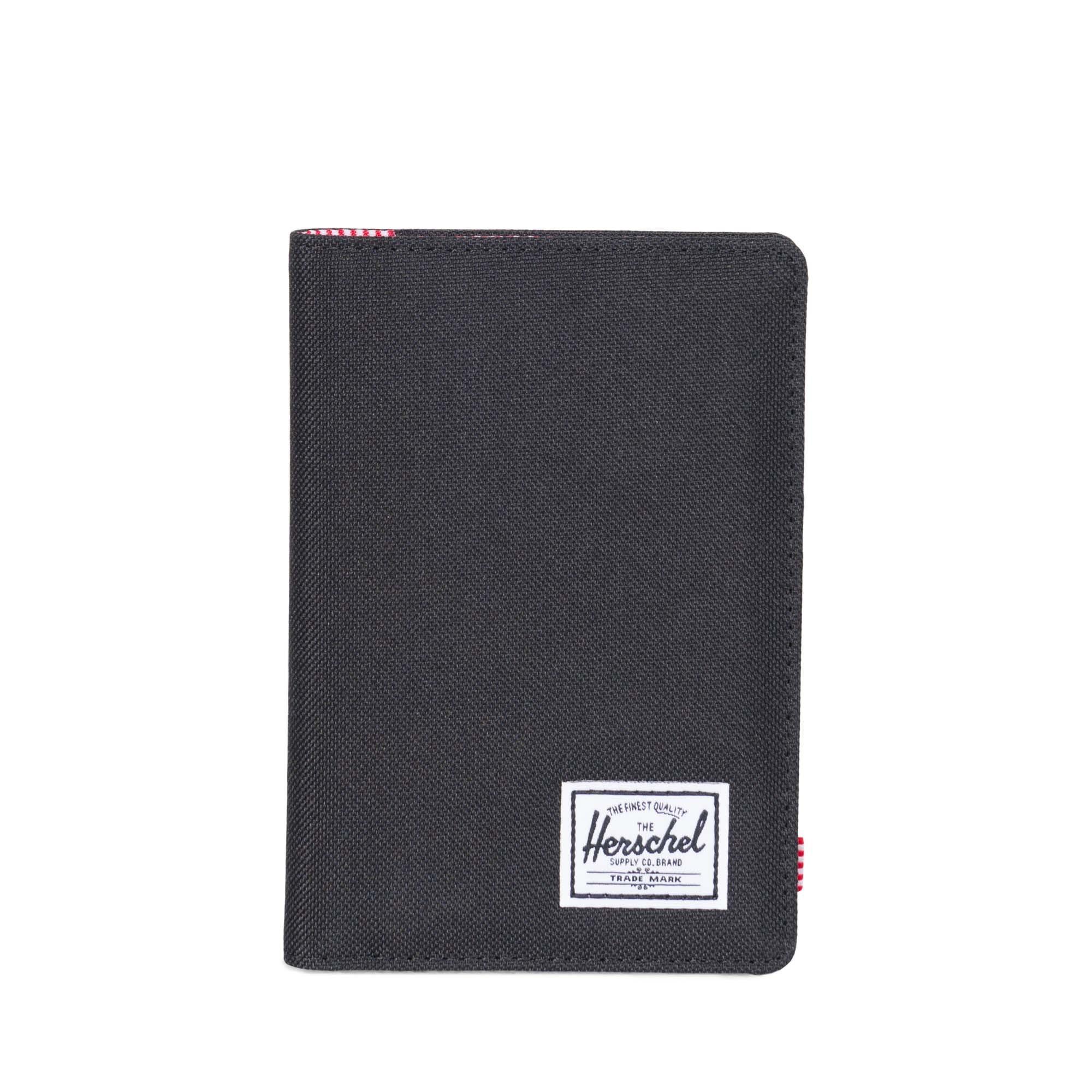 Herschel Raynor Passport Holder RFID - Black