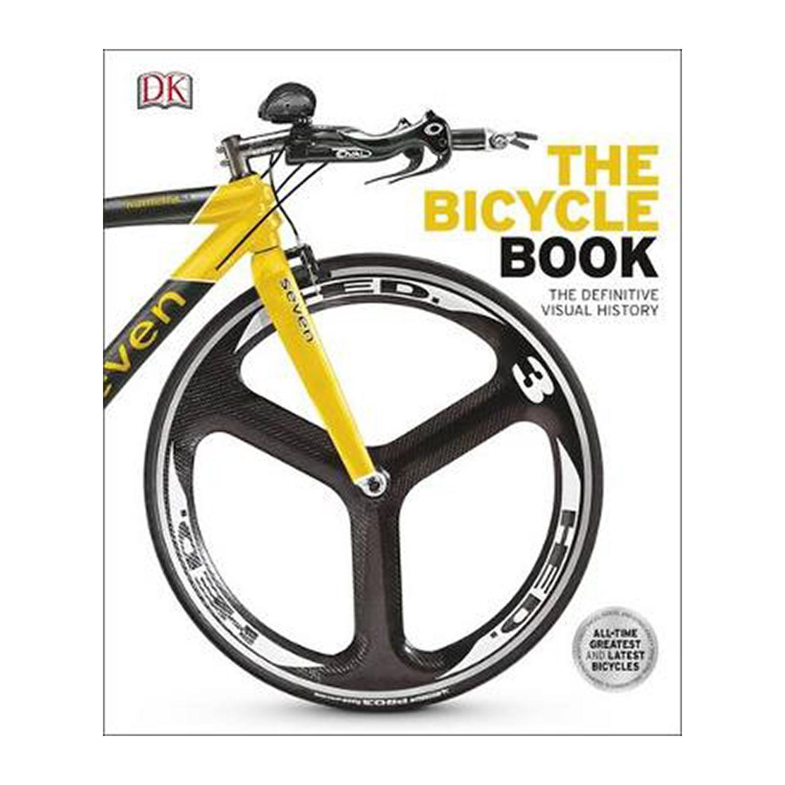The Bicycle Book: The Definitive Visual History (Hardback)