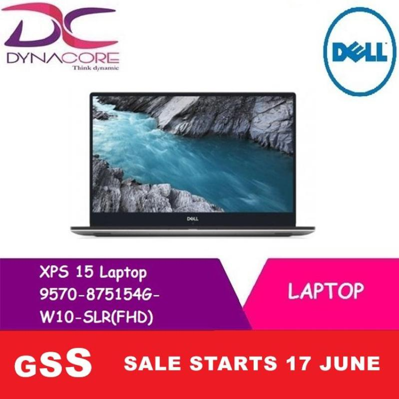 Dell XPS 15 Laptop 9570 875154G W10 SLR(FHD)