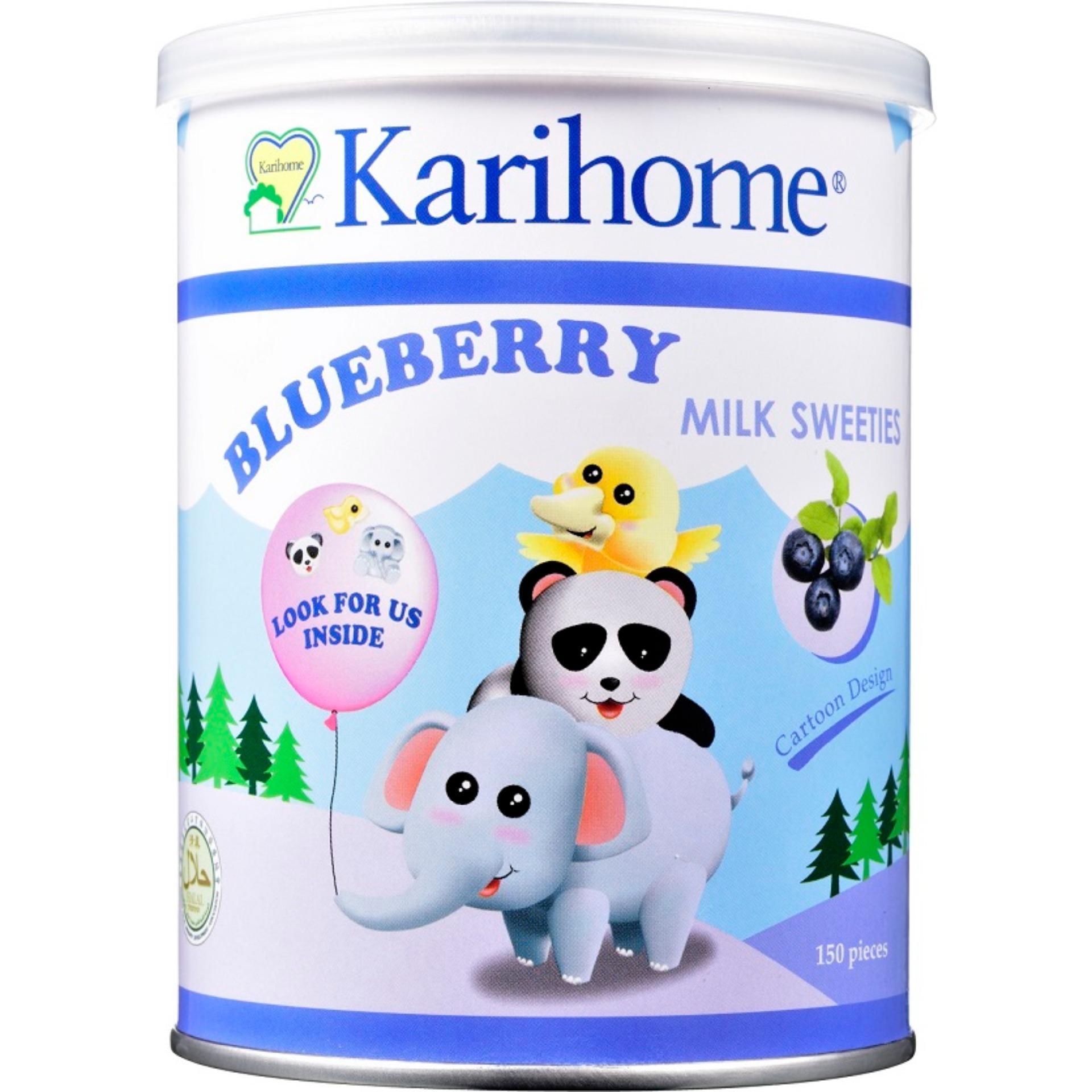 Karihome Sweeties - Blueberry By Lazada Retail Karihome Flagship Store.
