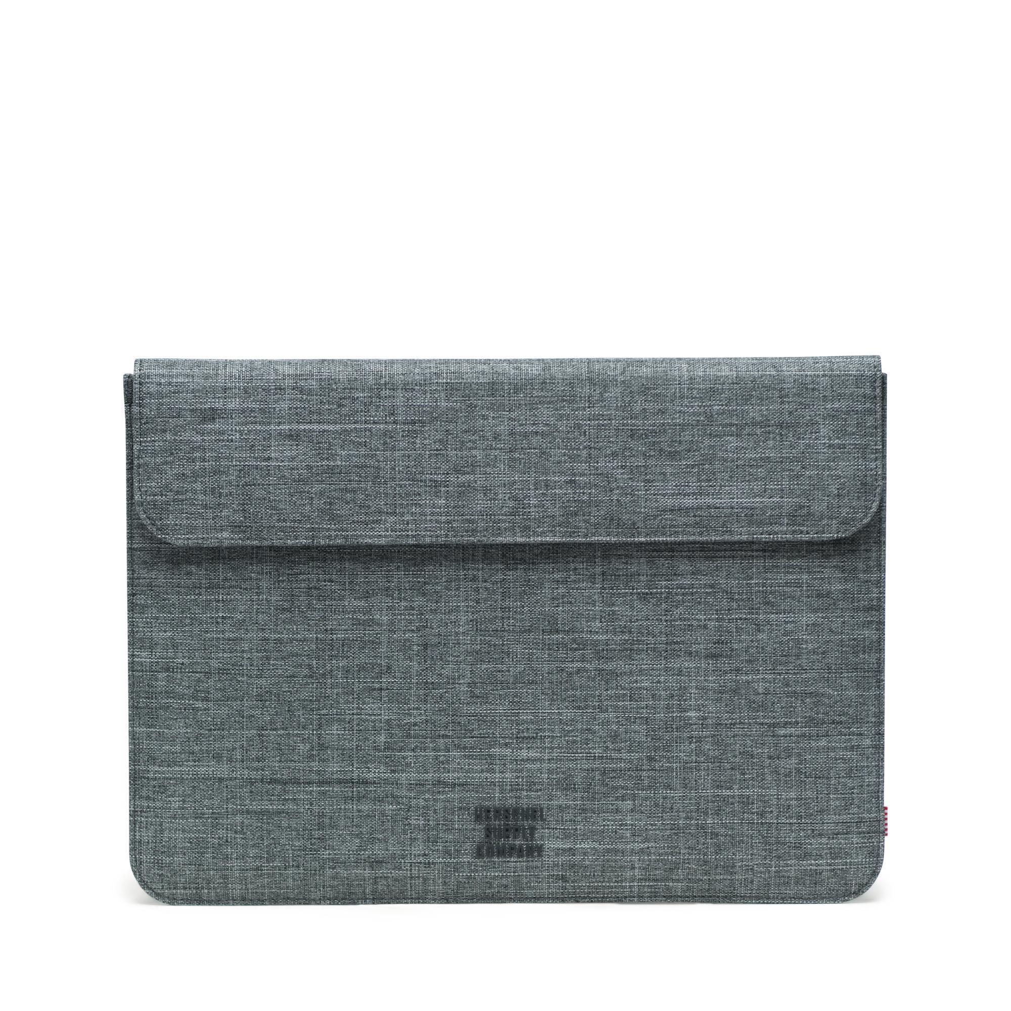 f7586fef9cb Herschel Spokane Sleeve MacBook Pro 13 - Raven Crosshatch