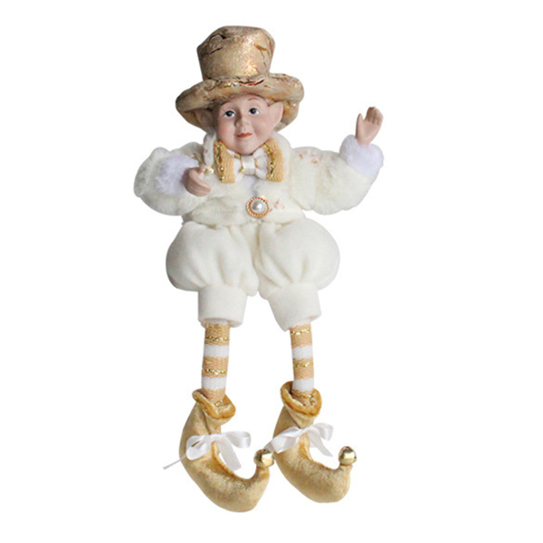 Búp Bê Yêu Tinh Gnome, Búp Bê Yêu Tinh Chân Dài Giúp Đỡ Ông Già Noel