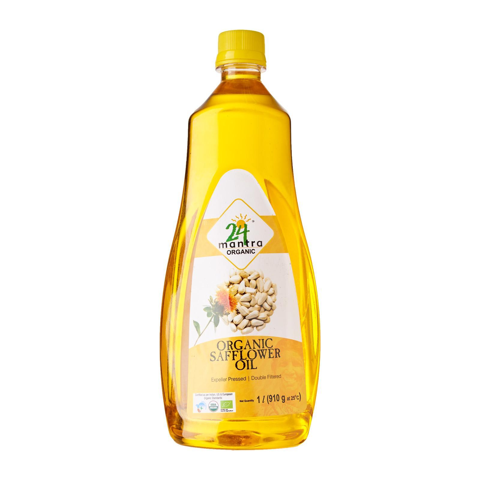 24 Mantra Organic Safflower Oil By Redmart.