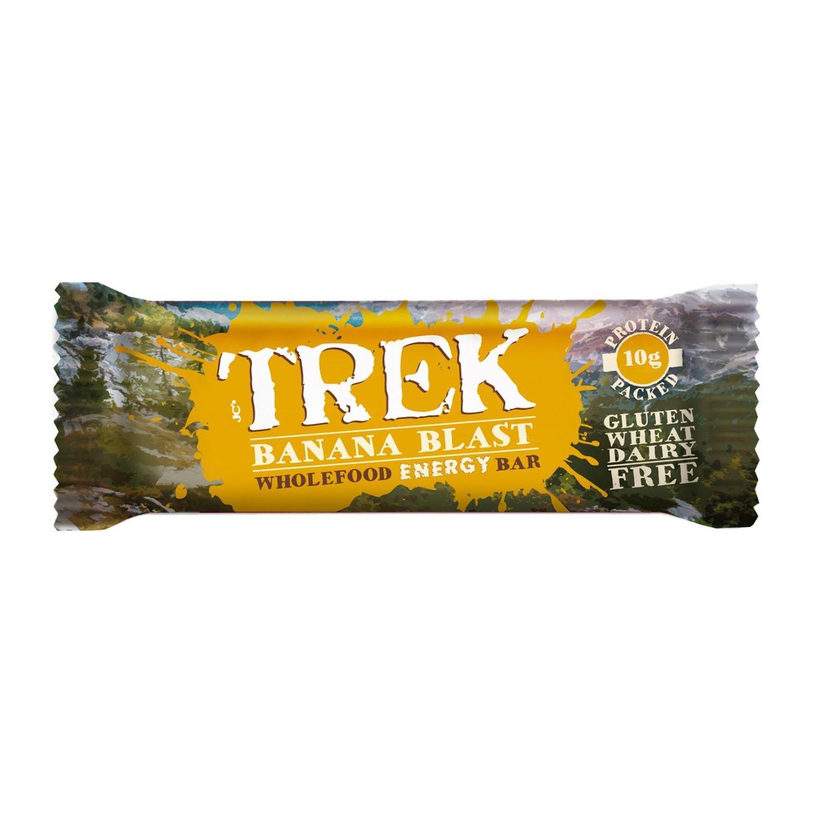 TREK 55 G Banana Blast Energy Bar