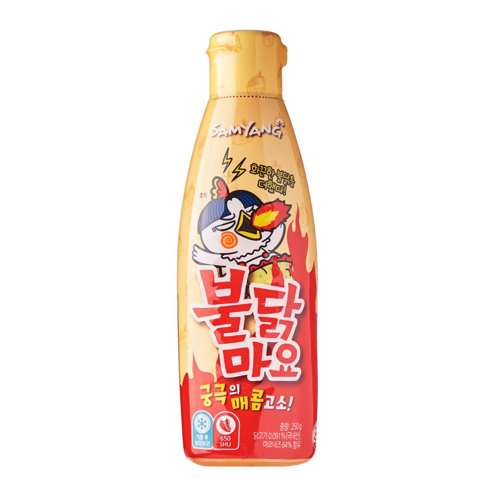 Samyang Korean Hot Chicken Mayo Sauce