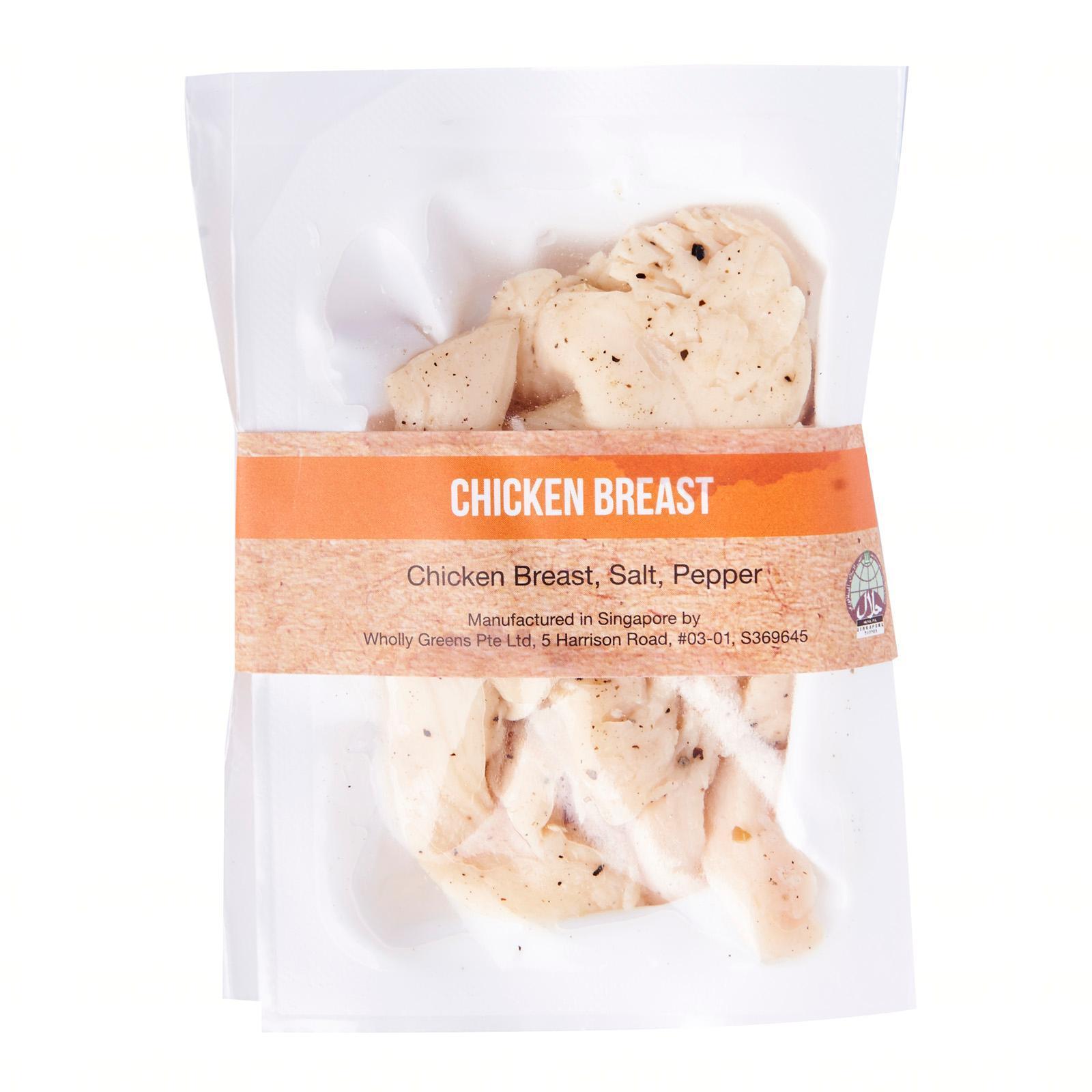 Shake Salad Chicken Breast