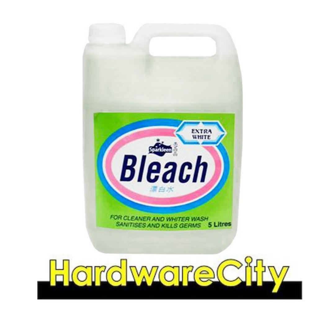 Sparkleen 5l Jumbo Bleach By Hardwarecity Online Store.