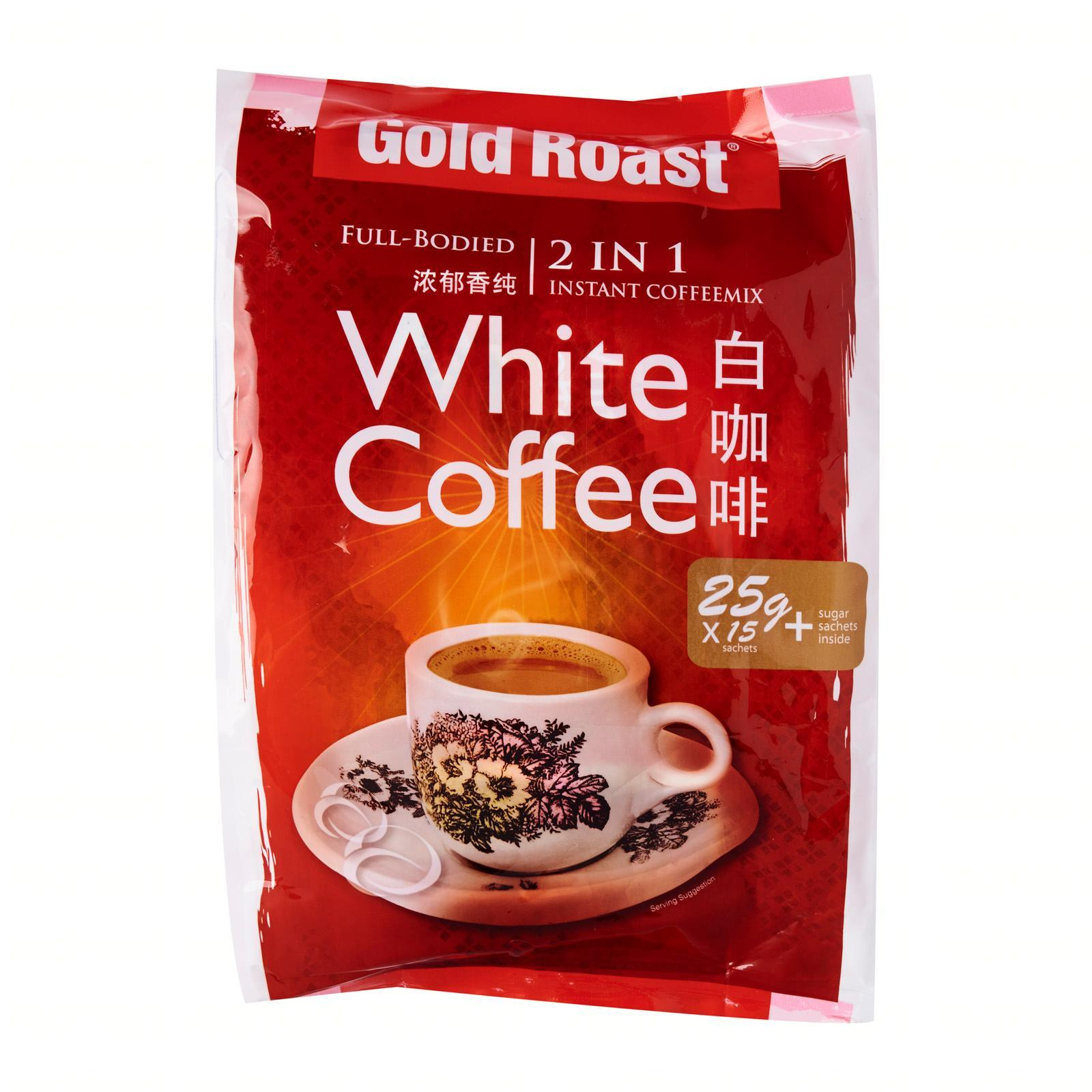 Gold Kili 2 in 1 Instant White Coffee - Espressccino