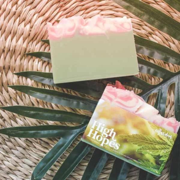 Buy High Hopes Bar Soap by Cellar Door Bath Supply Co. Singapore