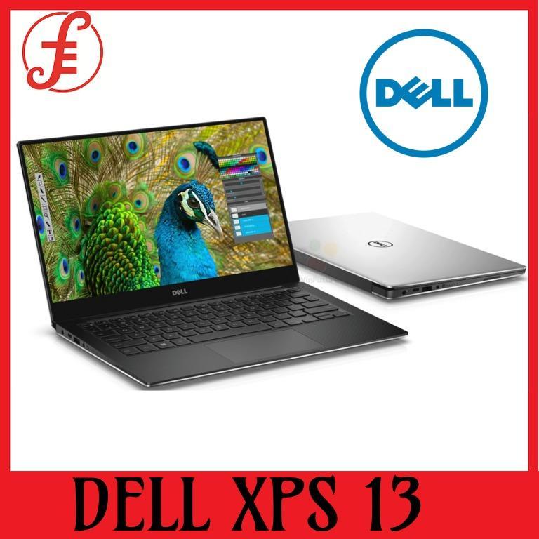 Dell XPS 13 9350 i7 (3RD Gen) / 8GB RAM / 256GB SSD WIN 10 (Refurbished) (XPS 13)