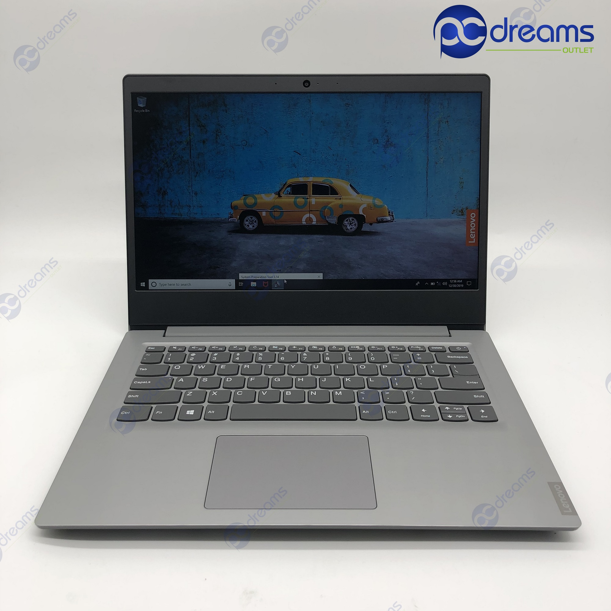 LENOVO IDEAPAD S145-14IWL (81MU005ASB) CELERON/4GB/256GB M.2 PCIe SSD [New Reconditioned]