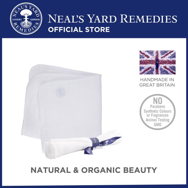 Buy Neals Yard Remedies Organic Muslin Face Cloth Singapore