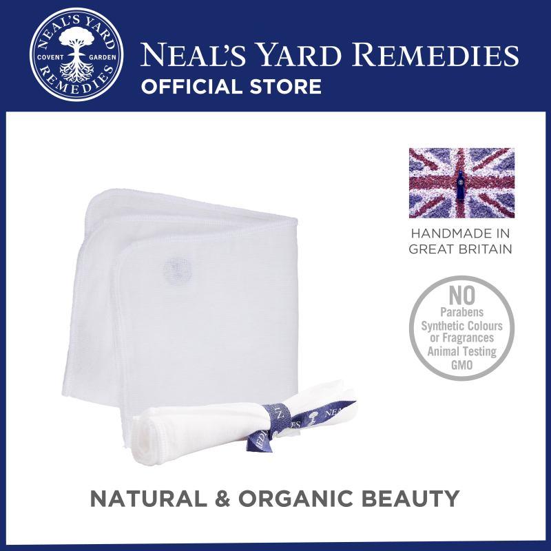 Buy Neals Yard Remedies Organic Muslin Face Cloth Singapore