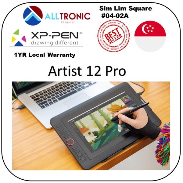 XP Pen  Artist Display 12 Pro / 1Yr Warranty/ Singapore authorized Reseller (XPPen / XP-Pen)
