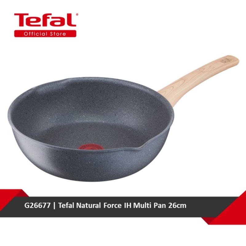 Tefal Natural Force IH Multi Pan 26cm G26677 Singapore