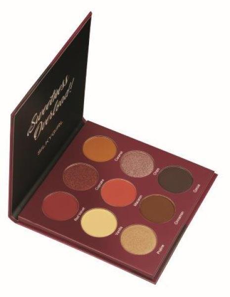 Buy SilkyGirl Eye Shadow Palette 02 Red Velvet Singapore