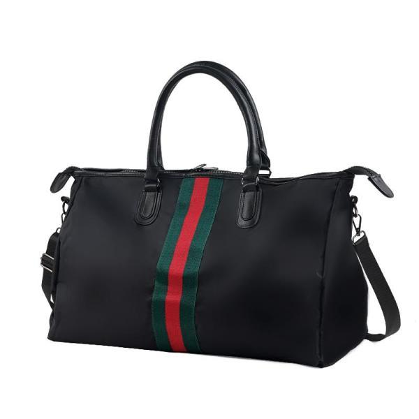 Handheld Traveling Bag Mens Fashion Short-Distance Travel Large Capacity Lightweight Luggage Bag Womens Waterproof Single-Shoulder Bag Fitness Bag