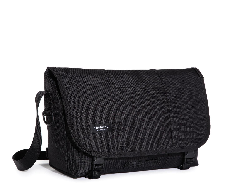 Timbuk2 Classic messenger bag S size 13 inch laptop - Jet Black