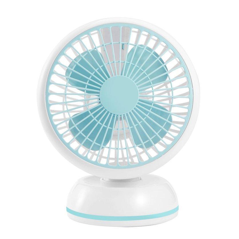 OH Mini USB Desk Fan 7 Inches Summer Fan Super Silent DeskOH Fan For Home Office