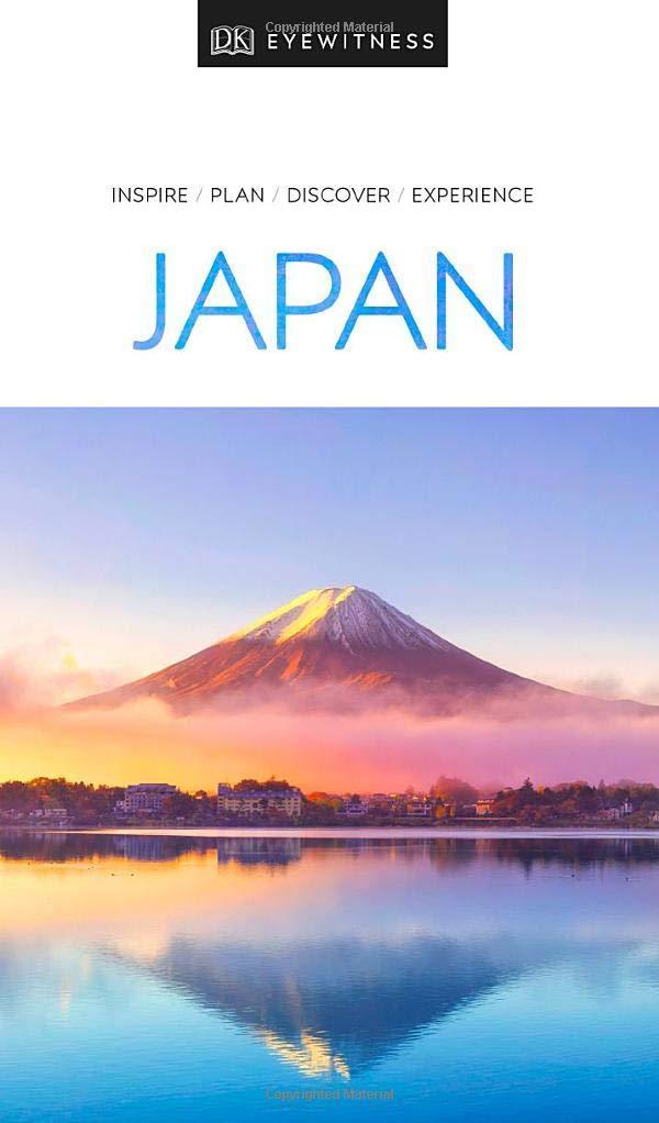 DK Eyewitness Travel Guide Japan by DK