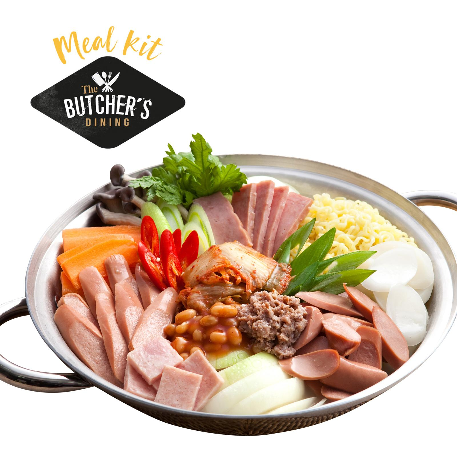 The Butcher's Dining Seoul Army Stew - Frozen