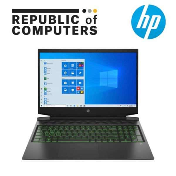 HP Pavilion Gaming Laptop 15 dk-RTX 2060 6GB/15.6inch 144Hz FHD IPS/ i7-10750H /16GB RAM/1TB PCIe SSD+32GB 3DXpoint /Win10 home/2Y HP Onsite Warranty