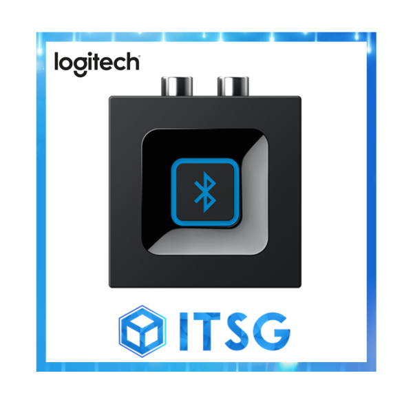 Logitech Adapter Powered Bluetooth Audio Receiver (Local 1 Yr Warranty) Singapore