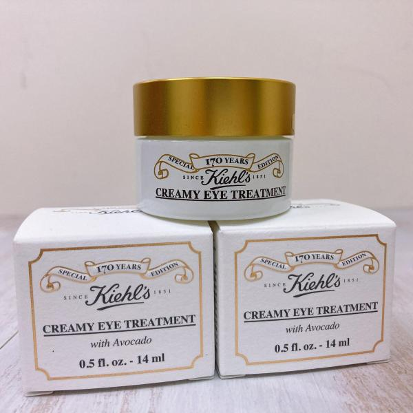 Buy Kiehls Creamy EYE Treatment with Avocado 14ml (special 170 years Edttion ) Singapore
