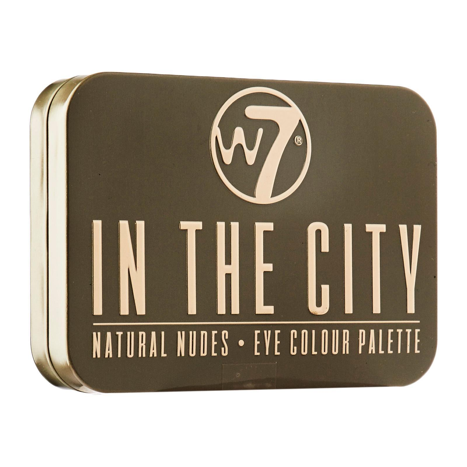 W7 Cosmetics In The City