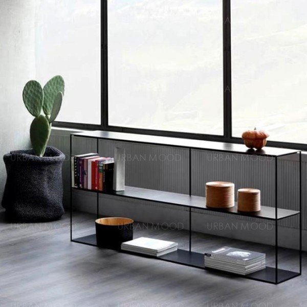 [PRE-ORDER] EVETTE Minimalist Wireframe Display Shelf