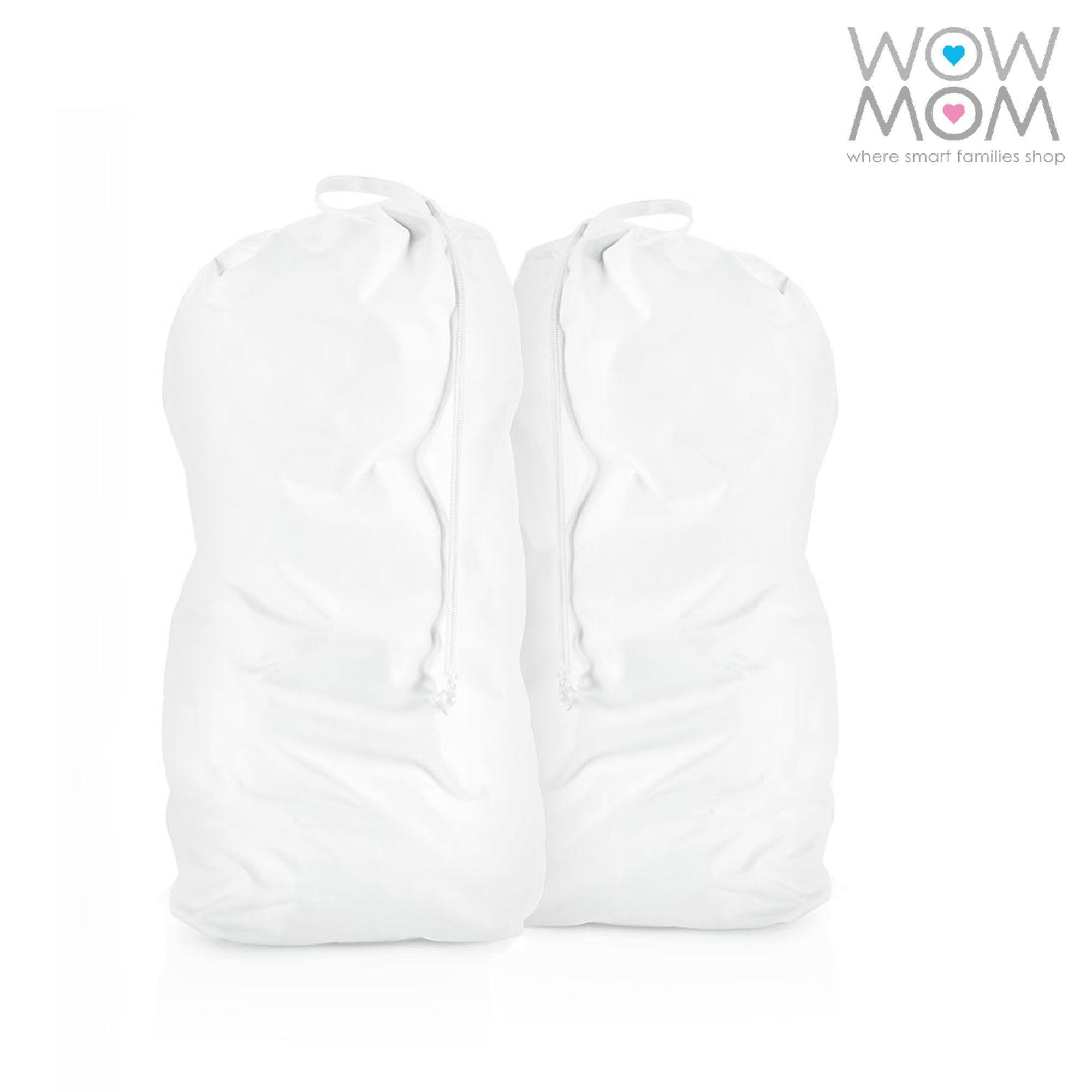 Ubbi Cloth Diaper Pail Liner 2 Pack By Wowmom.