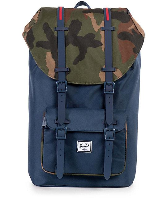 [Herschel Supply Co.]  Little America Backpack Classic Size Full Volume 25L Backpack UNISEX