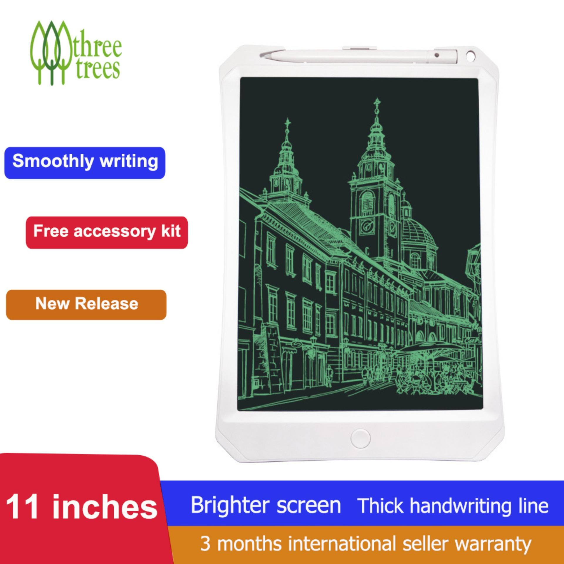 11 Inch Lcd Writing Tablet With New Generation High Brightness Screen Drawing Pad Electronic Graphic Drawing Sketching Tablet Great Christmas Gift For Kids By Amazinggrace.