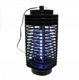 Who Sells The Cheapest Electric Mosquito Fly Bug Insect Zapper Killer With Trap Lamp 220V Black New Online