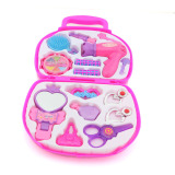 Where Can You Buy Emylo Delicate Makeup Bag Salon Beauty Case Box Playset Assorted Beauty 15Pcs Accessories