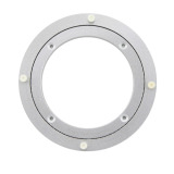 Sale Emylo Diameter 120Mm Aluminum Lazy Susan Turntable Bearings For Dining Table Emylo Wholesaler
