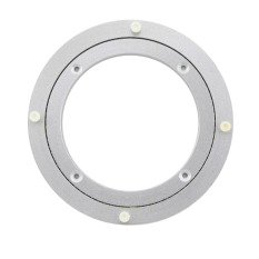 Emylo Diameter 120mm Aluminum Lazy Susan Turntable Bearings For Dining-Table By Emylo World.