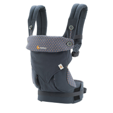 Lowest Price Ergobaby Four Position 360 Carrier Dusty Blue