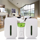 Buy Excellent Quality Wireless Double Smart Home Door Bell System Plug In Chime 120M Range 36 Melodies China