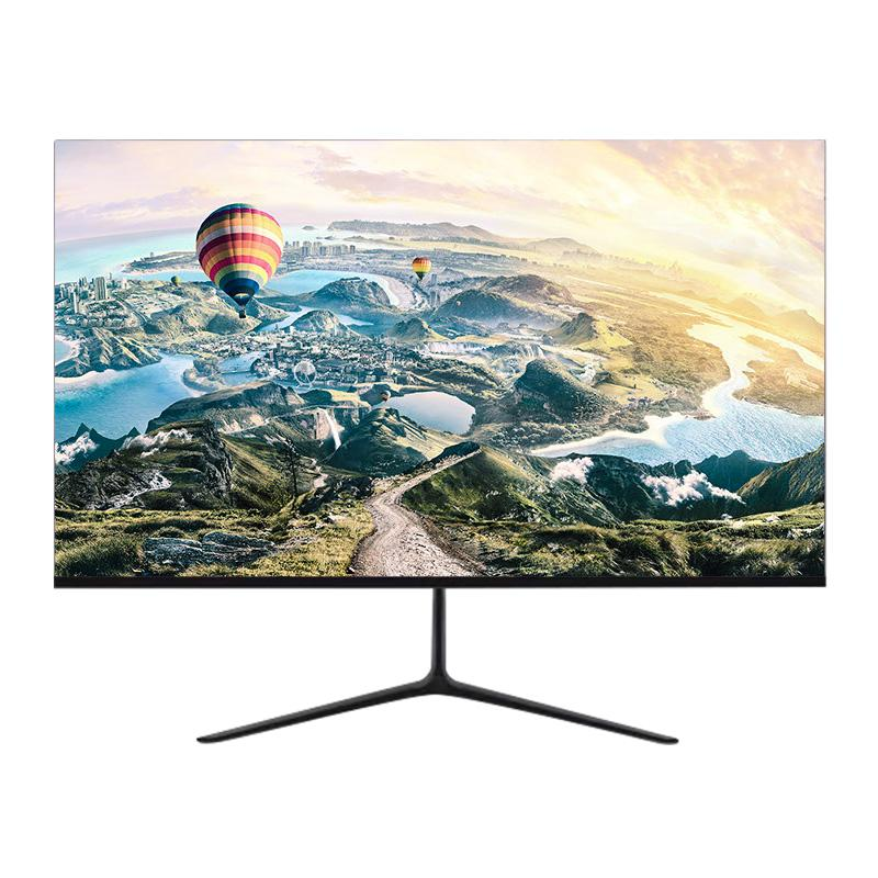 Pine People 32 Inches Liquid Crystal High Big Widescreen Straight Curved Surface Display Game ACE Ultra-Thin Computer Desktop Screen