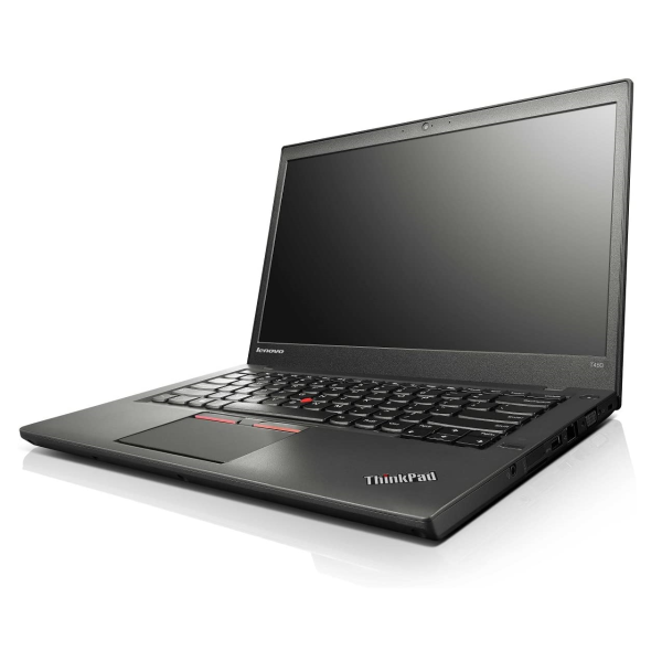 "Lenovo ThinkPad T450 14"" Business Notebook Intel Core i5-5300U 2.3Ghz 8GB New 240GB SSD Win10 Pro Used - Leinfotech"