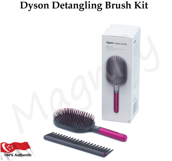 Buy Dyson Detangling Brush Kit Singapore