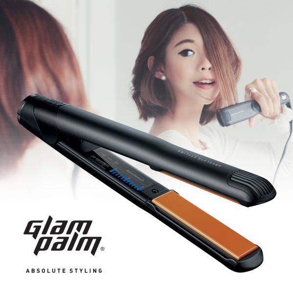 Buy GlamPalm Signature 1 GP201, Glam Palm Hair Straightener Singapore