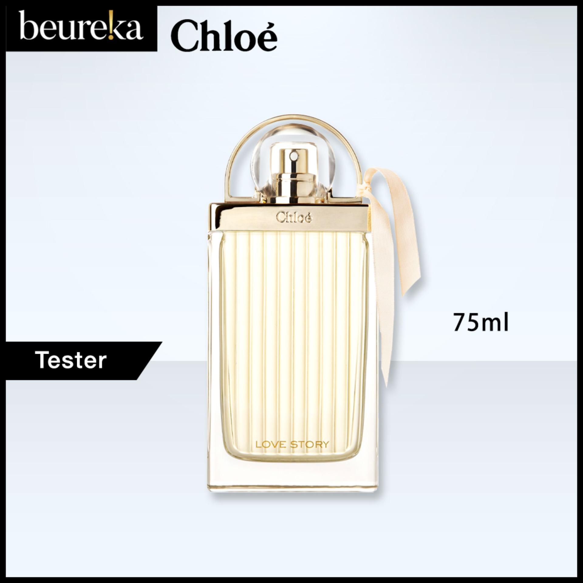 Buy Chloe Love Story EDP 75ml Tester - Beureka [Luxury Beauty (Perfume) - Fragrances for Women / Ladies Eau de Parfum Brand New 100% Authentic] Singapore