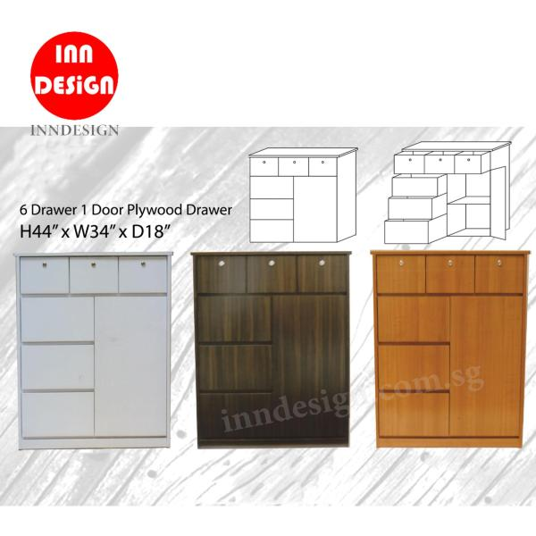 Elden Chest of Drawers (Free Delivery and Installation)