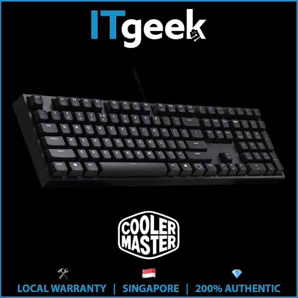 Cooler Master CK320 Mechanical Gaming Keyboard Singapore