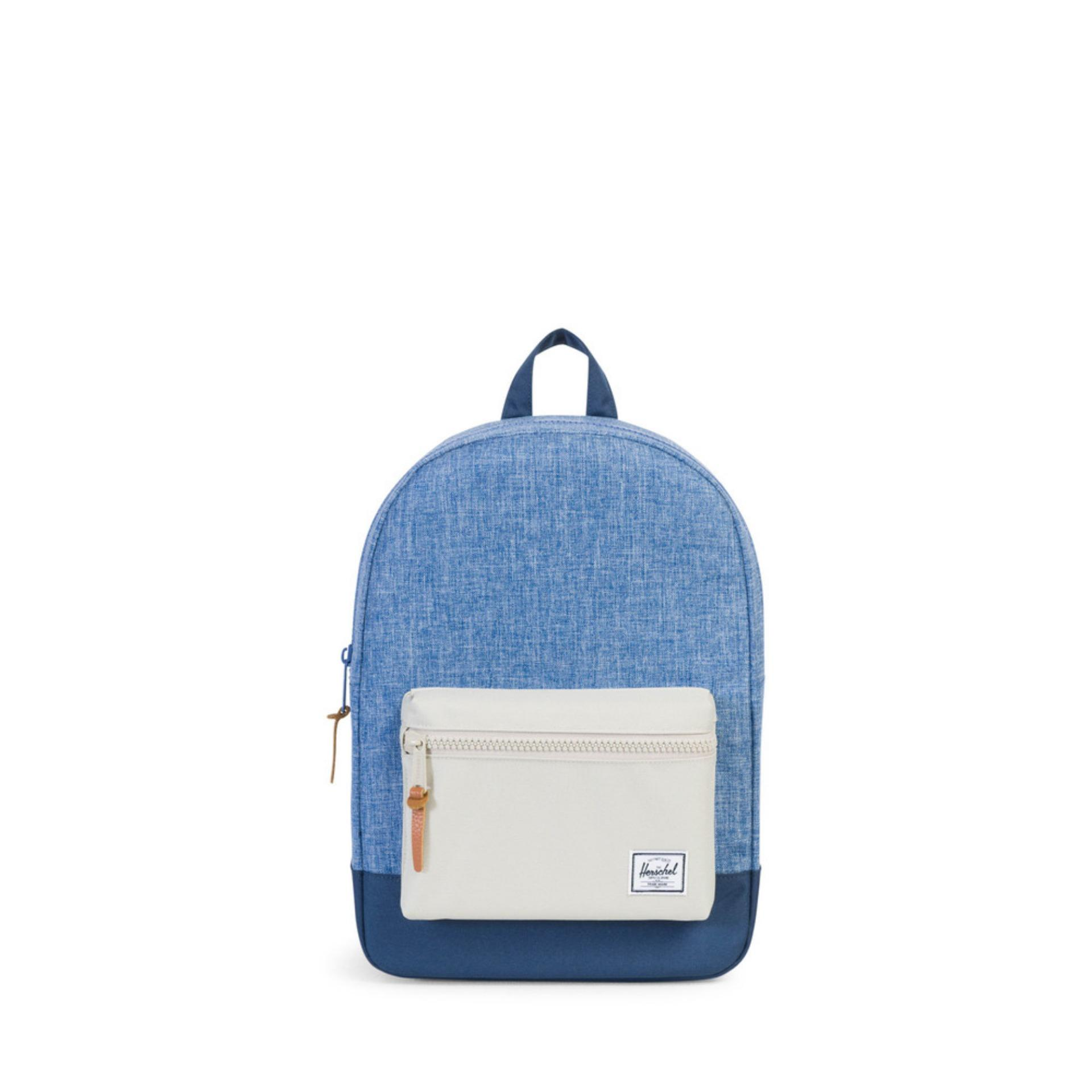 HERSCHEL SETTLEMENT Y - Limoges Crosshatch/Pelican/Navy