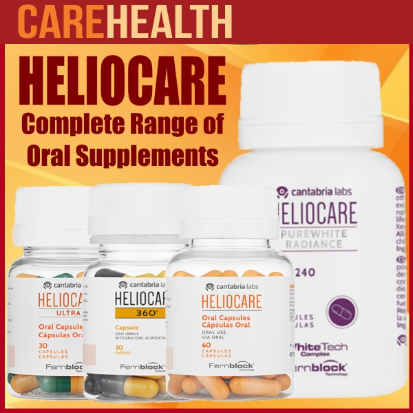 Buy Heliocare Purewhite Radiance Max 240 Singapore