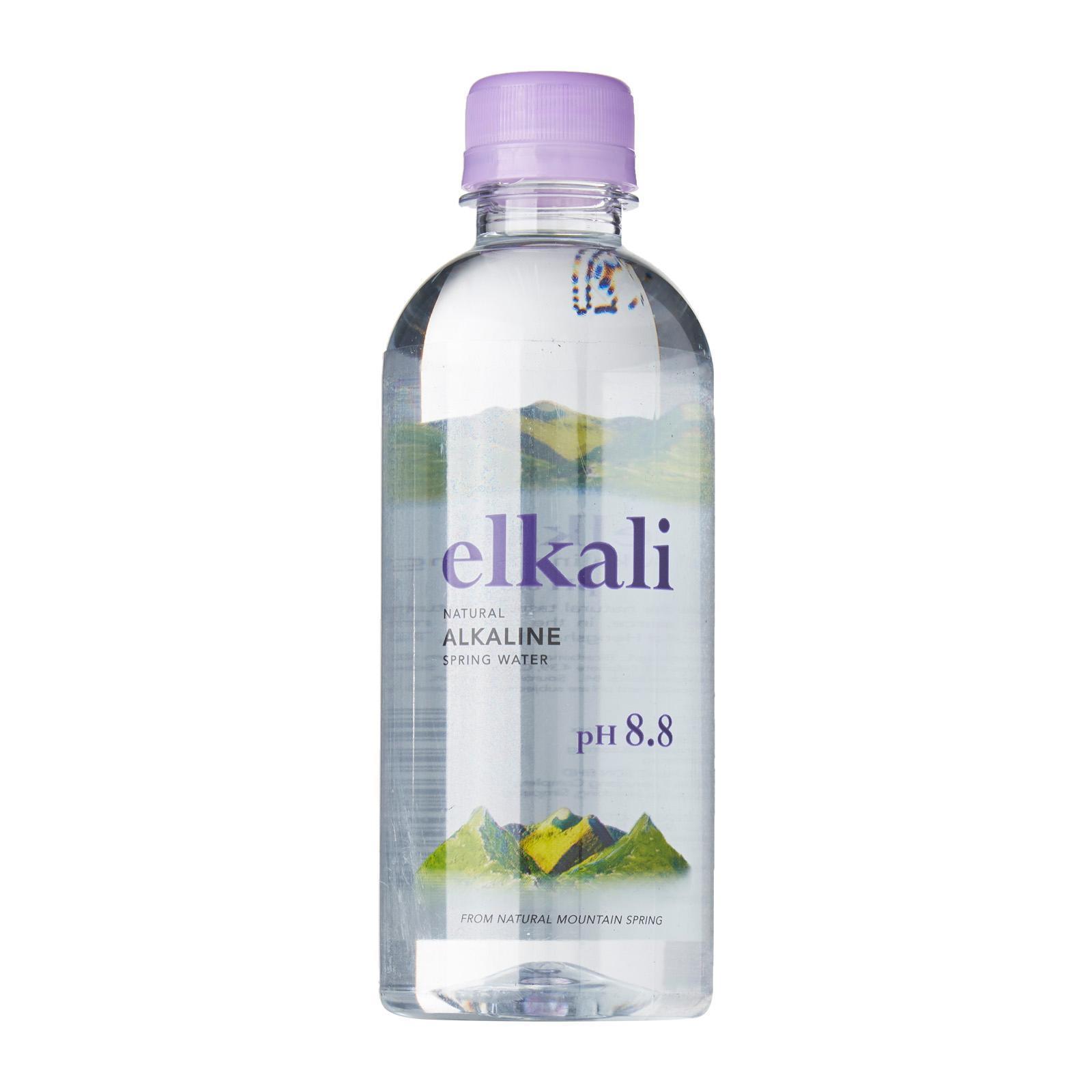 Elkali Natural Alkaline Spring Water 330ML